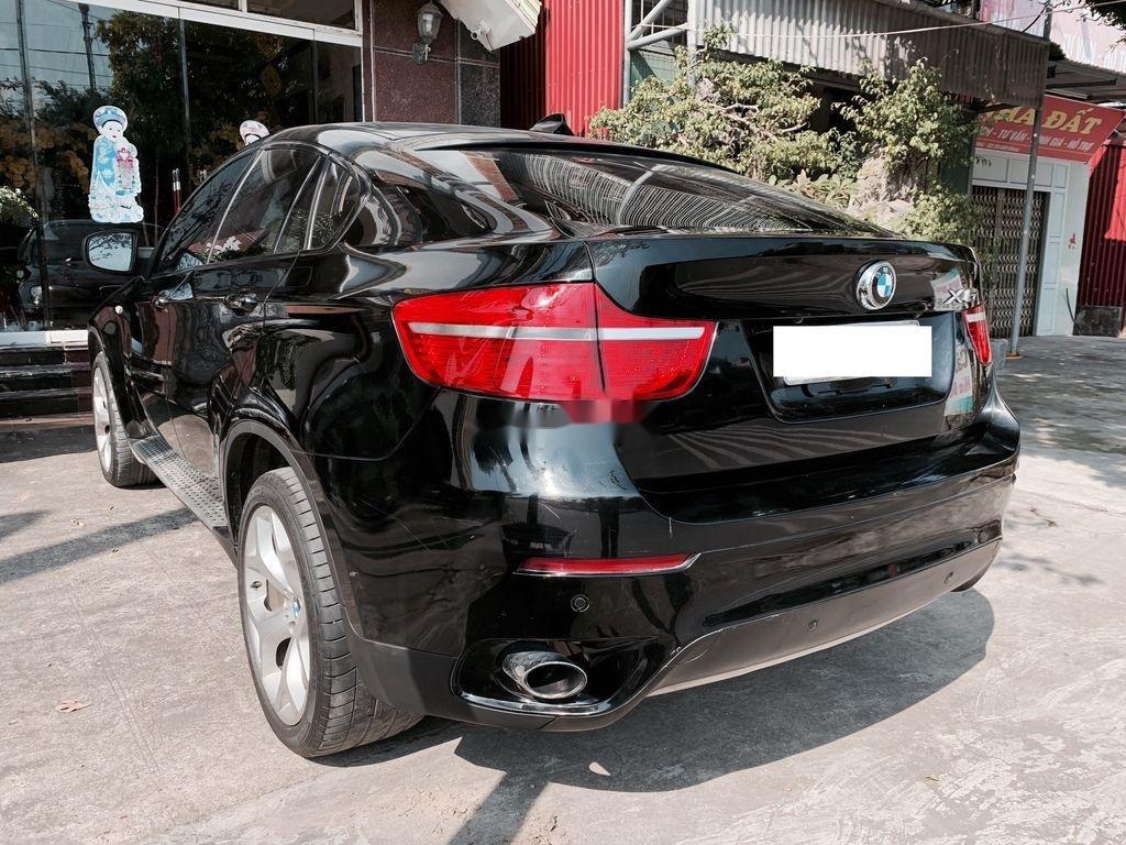 Cần bán lại xe BMW X6 năm 2009, màu đen, nhập khẩu, giá tốt (6)