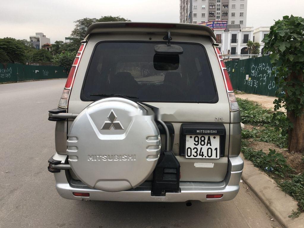 Cần bán lại xe Mitsubishi Jolie đời 2004, nhập khẩu nguyên chiếc (4)