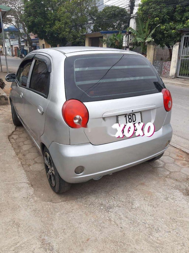 Bán Daewoo Matiz đời 2006, màu bạc, nhập khẩu chính chủ (4)