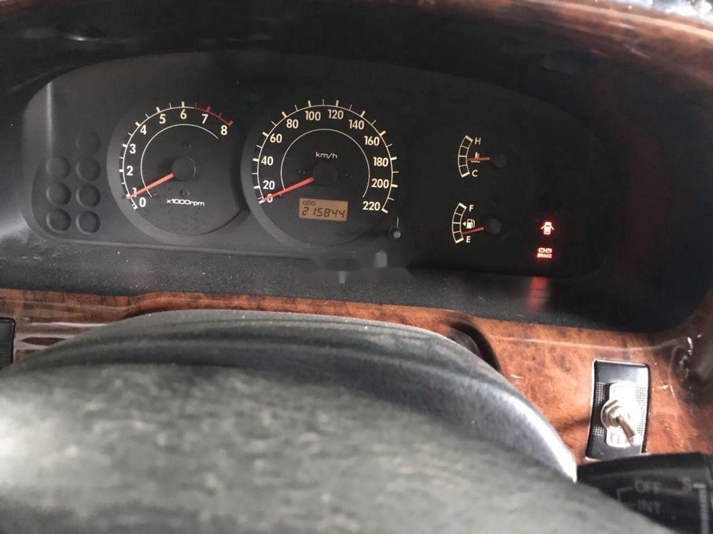 Cần bán lại xe Kia Spectra sản xuất năm 2003, màu bạc  (4)