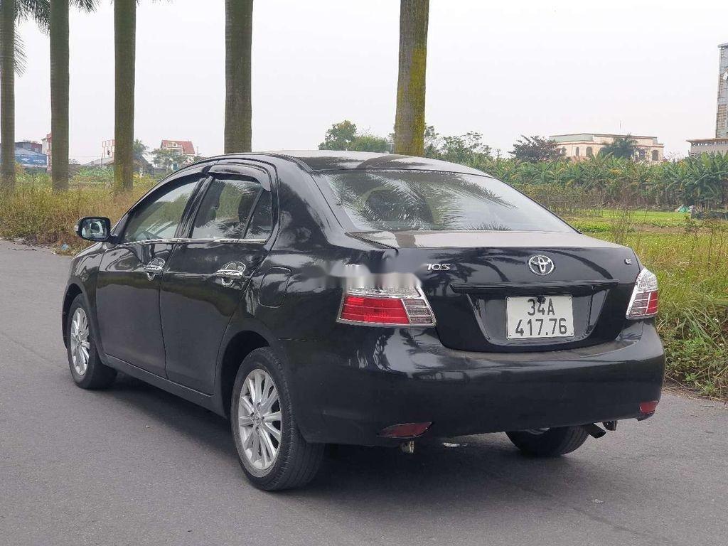 Cần bán xe Toyota Vios đời 2011, màu đen, giá chỉ 210 triệu (4)