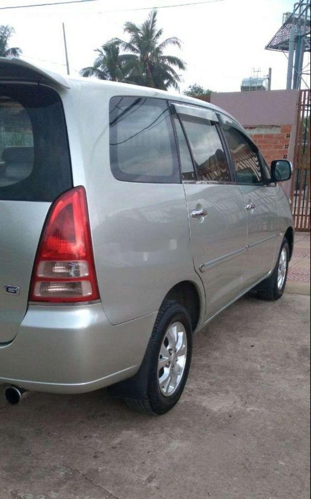 Xe Toyota Innova năm sản xuất 2007, nhập khẩu (5)