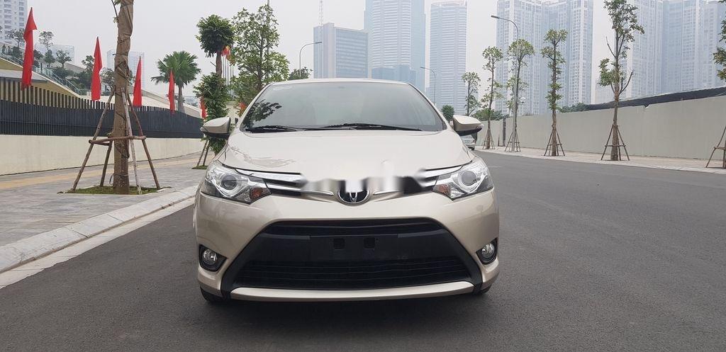 Cần bán Toyota Vios sản xuất năm 2017 chính chủ (1)