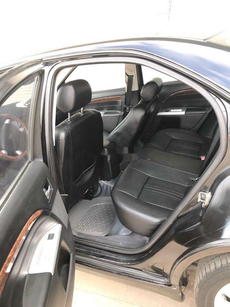Cần bán xe Ford Mondeo đời 2004, màu đen, xe nhập  (7)