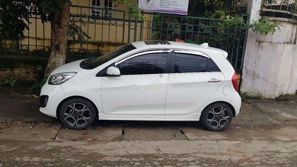 Xe Kia Morning sản xuất 2011, màu trắng, nhập khẩu còn mới (2)