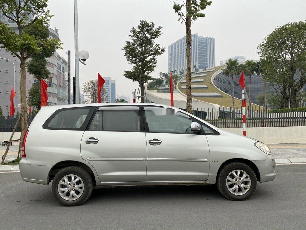Cần bán xe Toyota Innova năm 2007, màu bạc chính chủ, giá 275tr (2)