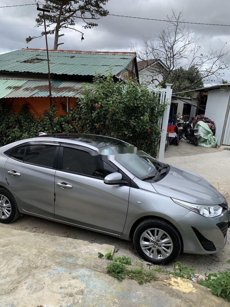 Bán xe Toyota Vios sản xuất năm 2019, xe chính chủ giá ưu đãi (3)