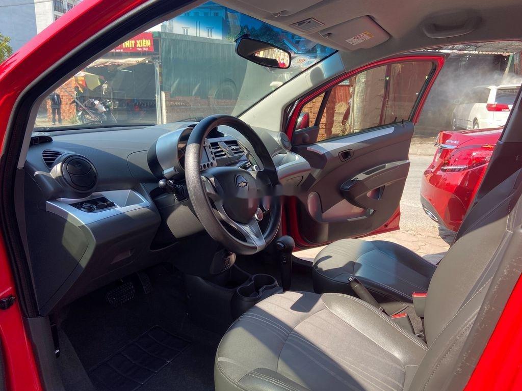 Cần bán lại xe Chevrolet Spark đời 2013, màu đỏ  (4)