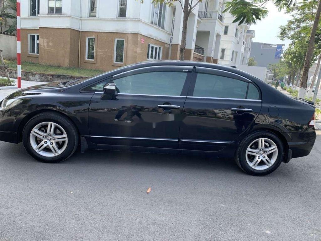 Cần bán Honda Civic đời 2010, màu đen, nhập khẩu nguyên chiếc (8)