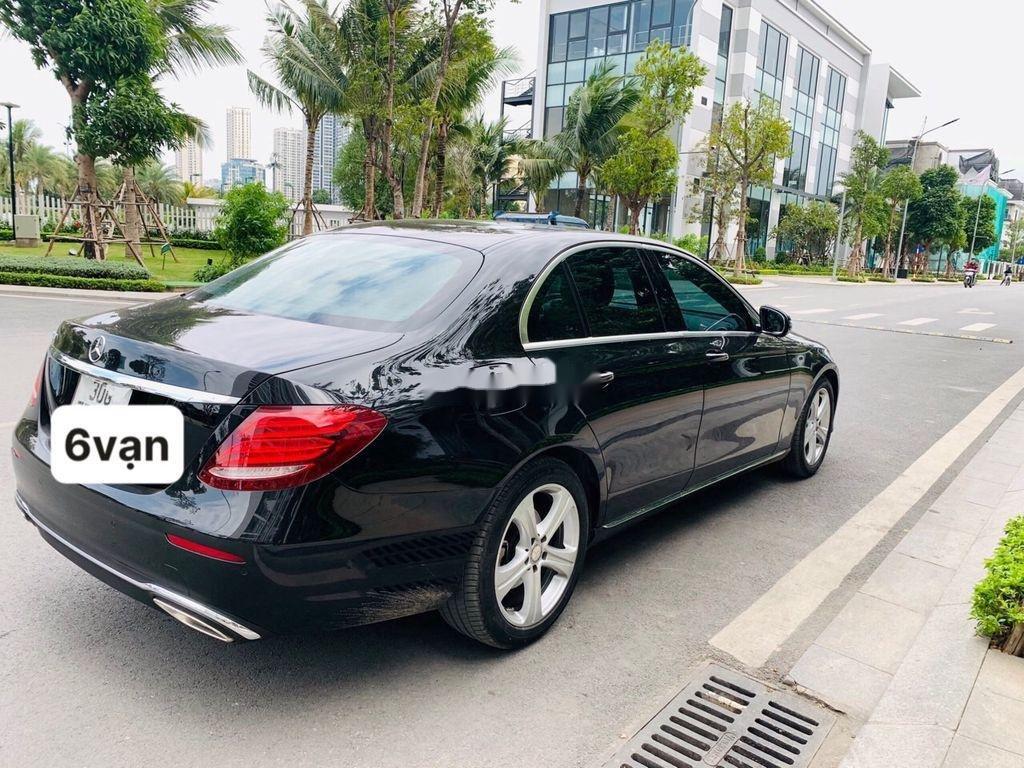 Cần bán Mercedes E250 năm sản xuất 2016, màu đen  (3)