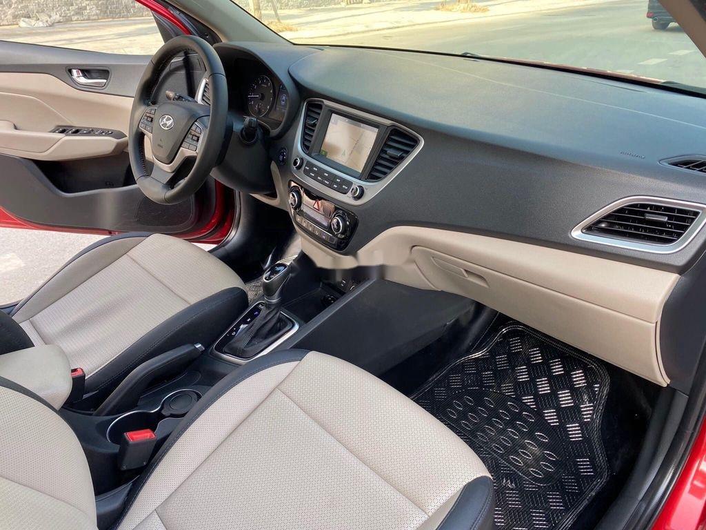 Bán Hyundai Accent sản xuất năm 2019, màu đỏ (9)