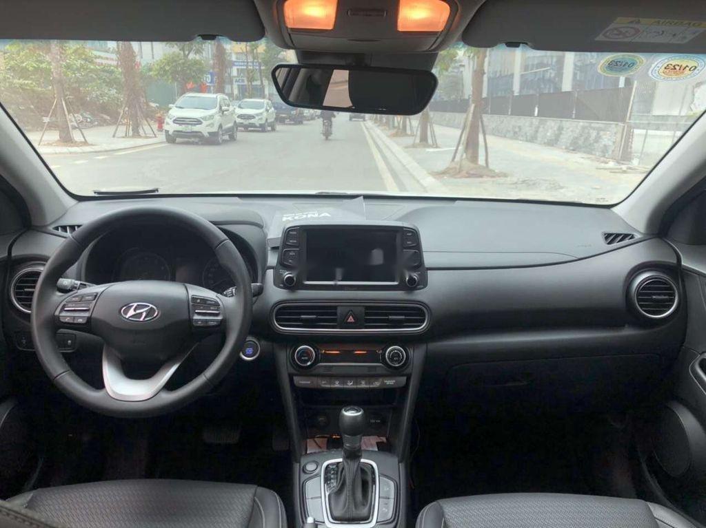 Bán Hyundai Kona đời 2020, màu trắng chính chủ (3)