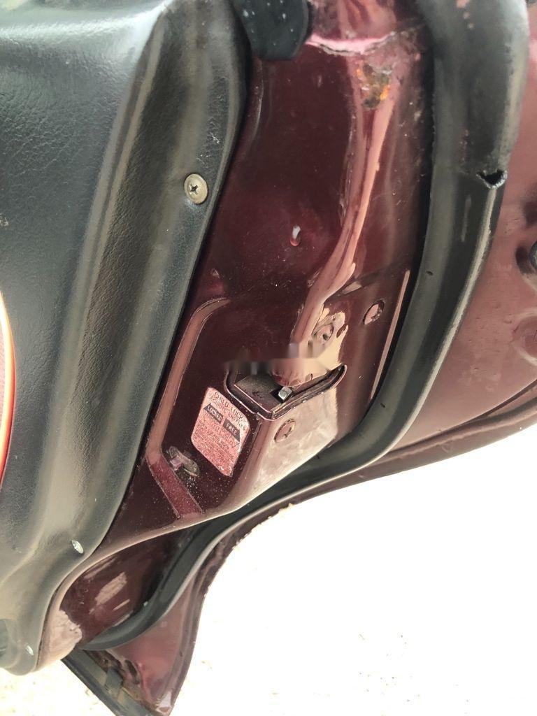 Bán xe Mazda 626 đời 1995, màu đỏ, xe nhập (6)