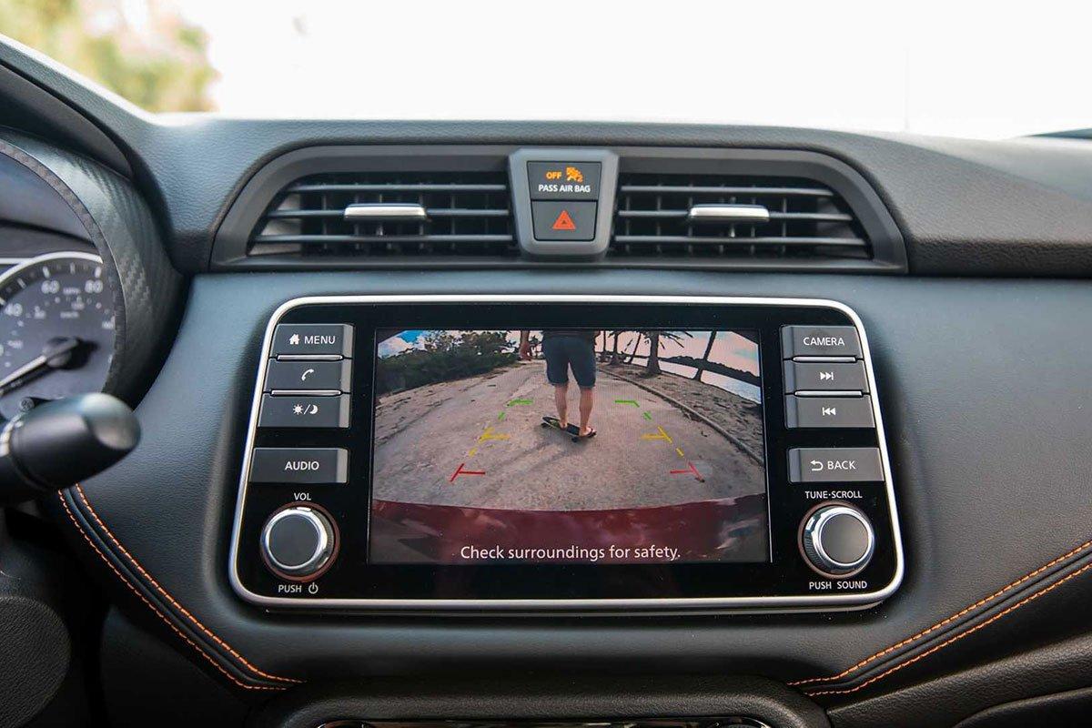 Ảnh An toàn xe Nissan Sunny 2021