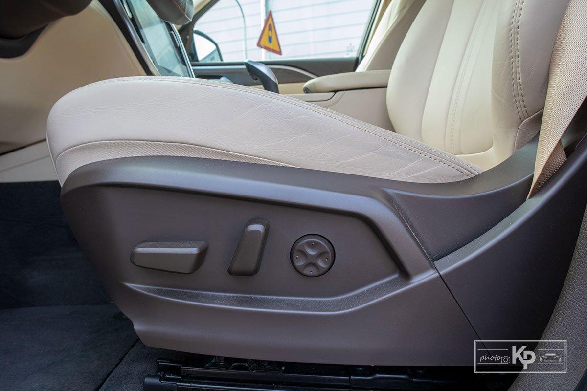 Ảnh Chỉnh điện ghế lái xe VinFast LUX SA2.0 2021