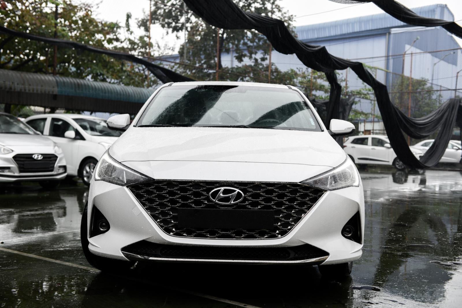 Hyundai Accent 1.4 AT đặc biệt 2021, giá tốt nhất miền Bắc, tặng gói phụ kiện chính hãng, hỗ trợ trả góp 85% (2)