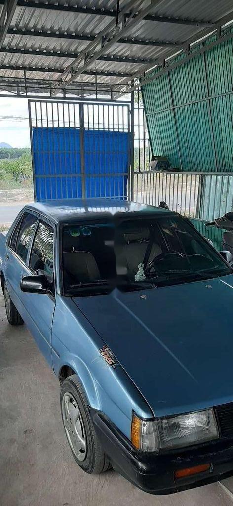 Cần bán gấp Toyota Corolla sản xuất 1984, nhập khẩu  (3)