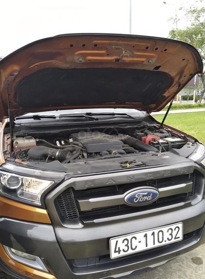 Cần bán gấp Ford Ranger Wildtrak 3.2 năm 2015, xe nhập, giá chỉ 660 triệu (4)