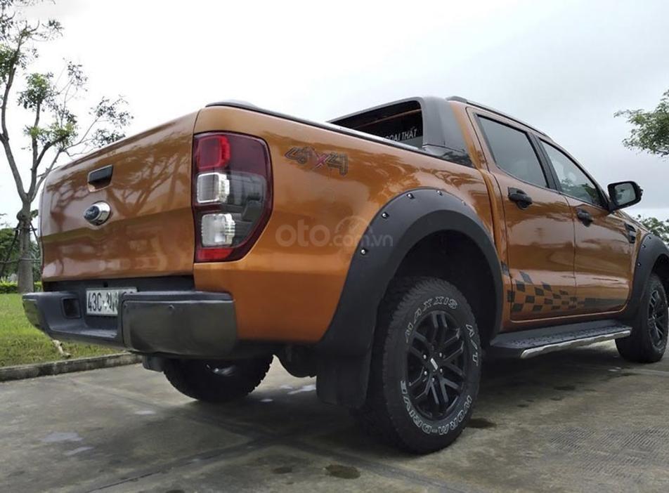 Cần bán gấp Ford Ranger Wildtrak 3.2 năm 2015, xe nhập, giá chỉ 660 triệu (2)