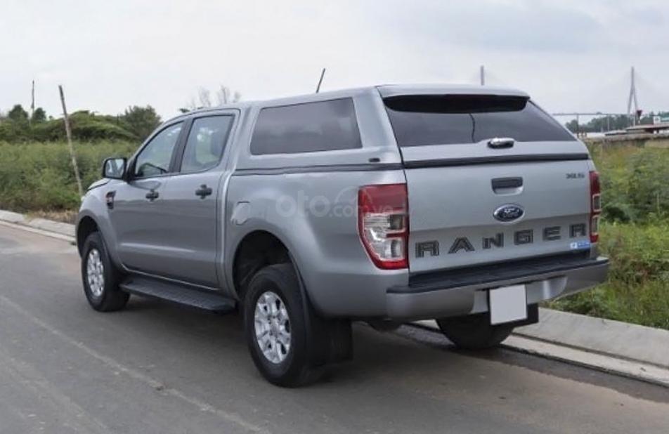 Xe Ford Ranger năm sản xuất 2018, màu bạc, nhập khẩu nguyên chiếc, giá thấp (5)