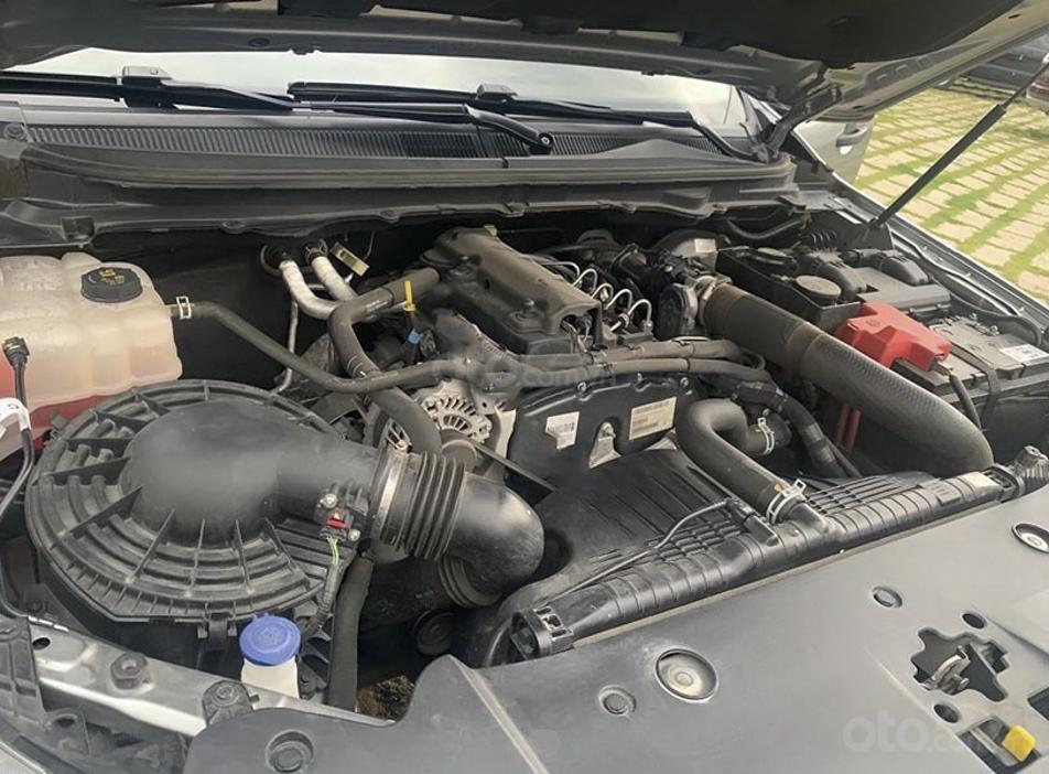 Xe Ford Ranger năm sản xuất 2018, màu bạc, nhập khẩu nguyên chiếc, giá thấp (3)