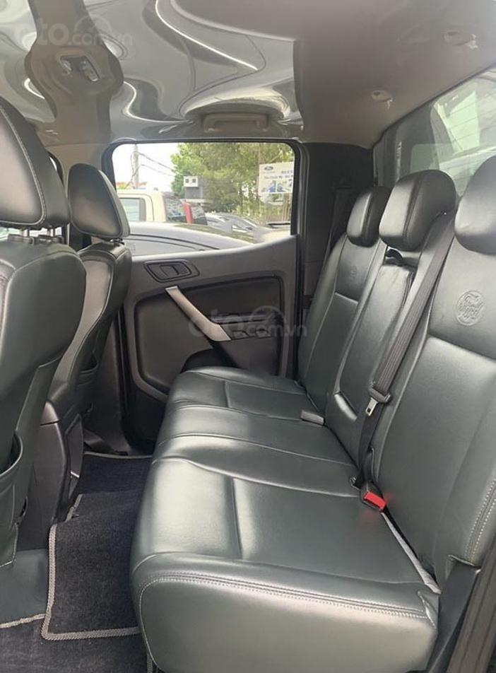 Xe Ford Ranger năm sản xuất 2018, màu bạc, nhập khẩu nguyên chiếc, giá thấp (2)