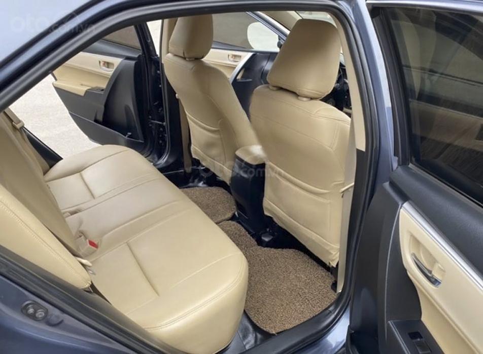 Bán ô tô Toyota Corolla Altis 1.8G MT năm 2015 (3)