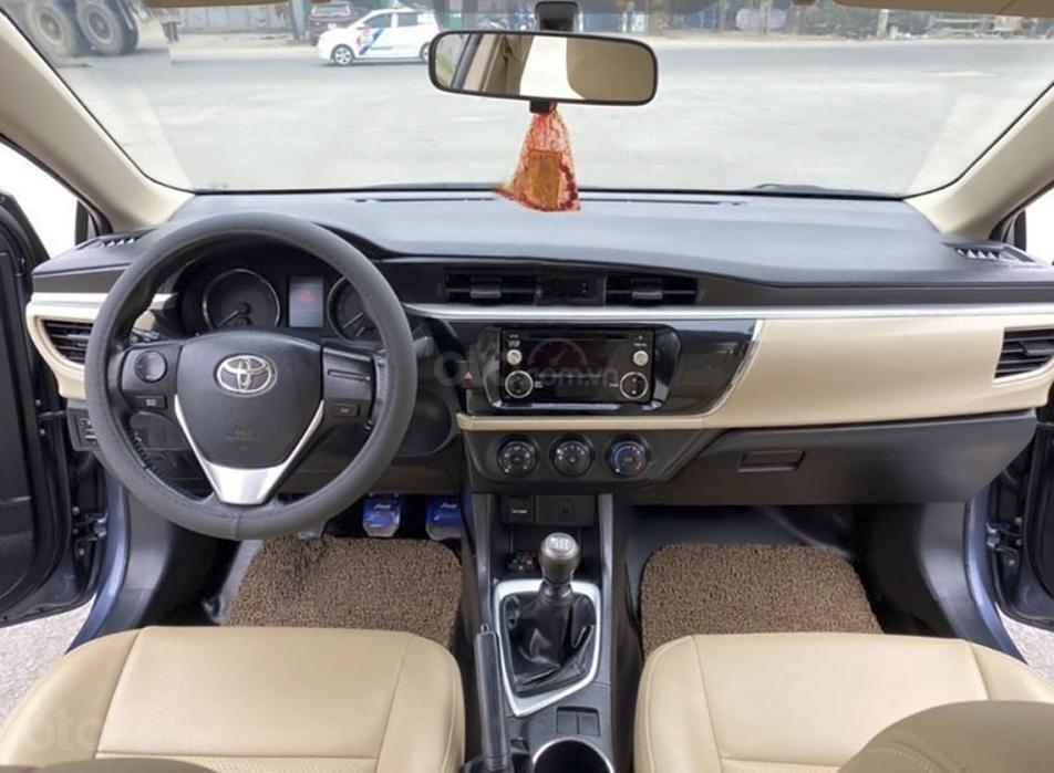 Bán ô tô Toyota Corolla Altis 1.8G MT năm 2015 (4)