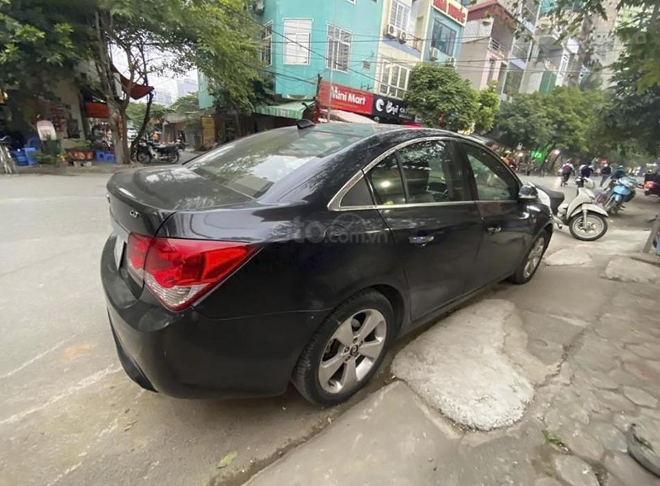Cần bán gấp Daewoo Lacetti CDX 1.8 AT sản xuất năm 2011, màu đen, nhập khẩu, giá tốt (2)