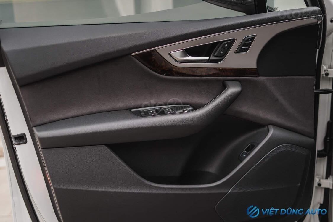 Bán Audi Q7 3.0 TFSI Quatro, sản xuất 2016, đăng ký 2017, chạy siêu lướt (8)