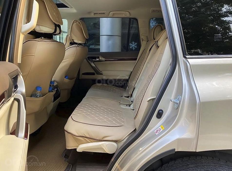 Cần bán lại xe Lexus GX 460 năm 2015, màu vàng, xe nhập (4)