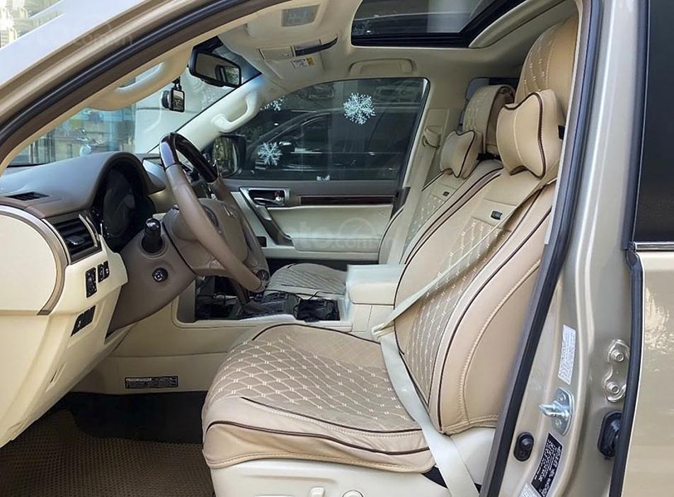 Cần bán lại xe Lexus GX 460 năm 2015, màu vàng, xe nhập (6)