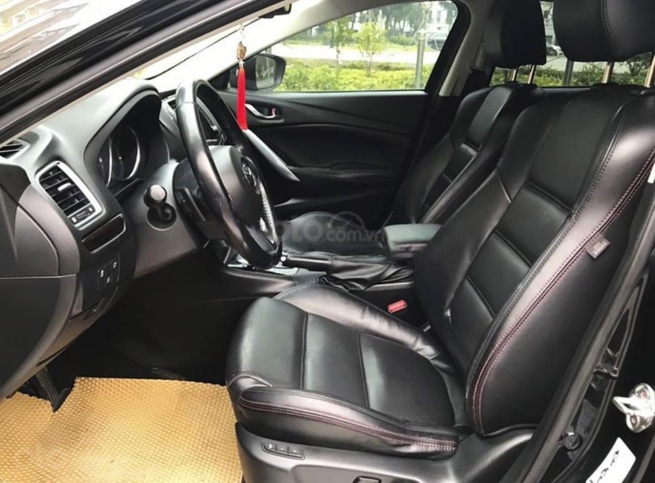 Bán Mazda 6 năm sản xuất 2016, màu đen  (4)