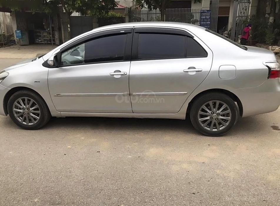 Bán ô tô Toyota Vios năm sản xuất 2013, màu bạc còn mới, giá 320tr (5)