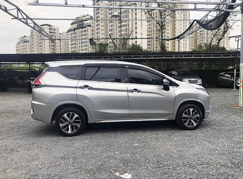 Bán Mitsubishi Xpander 2019, màu bạc, nhập khẩu  (1)