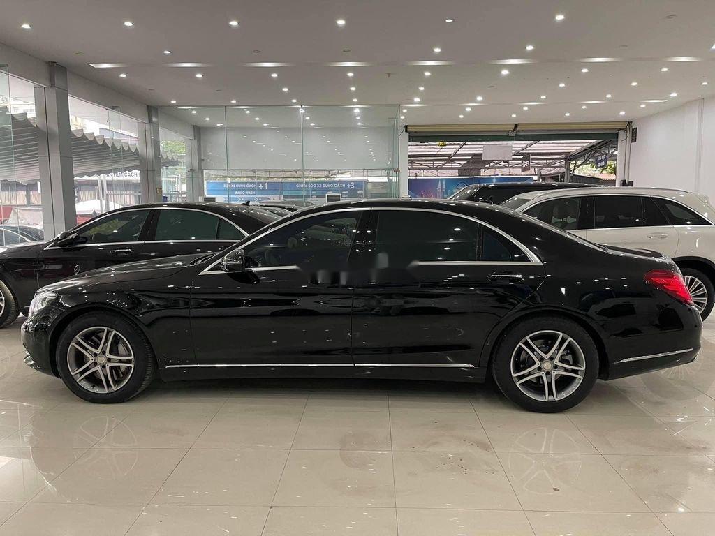 Bán xe Mercedes S400 đời 2014, màu đen, nhập khẩu  (11)