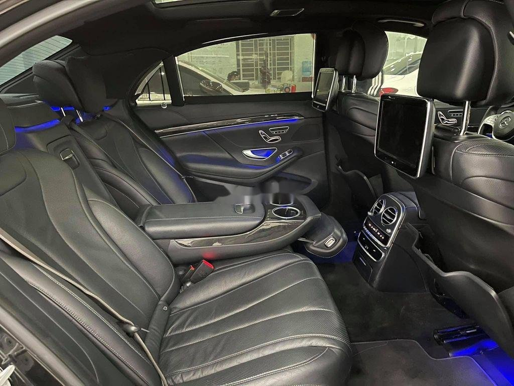 Bán xe Mercedes S400 đời 2014, màu đen, nhập khẩu  (9)