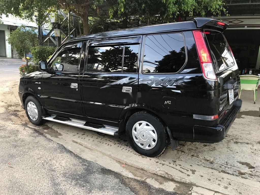 Xe Mitsubishi Jolie đời 2004, màu đen chính chủ (5)