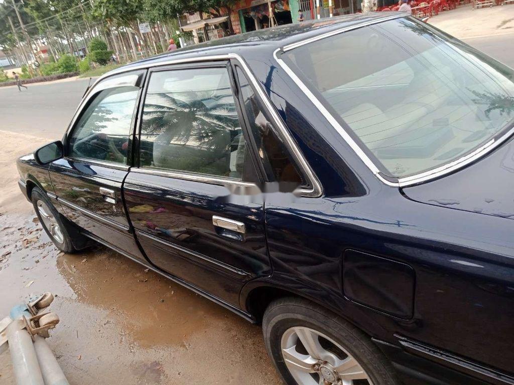 Bán ô tô Toyota Camry sản xuất 1989, nhập khẩu nguyên chiếc giá cạnh tranh (4)
