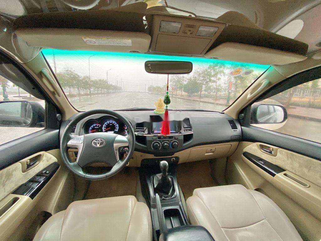 Cần bán lại xe Toyota Fortuner sản xuất 2015, giá mềm (5)