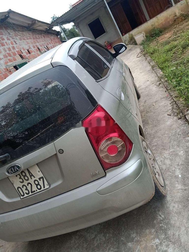 Cần bán xe Kia Morning sản xuất năm 2012, xe chính chủ giá mềm (3)