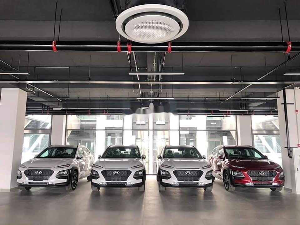 Bán ô tô Hyundai Kona năm sản xuất 2020, màu trắng, 624tr (7)
