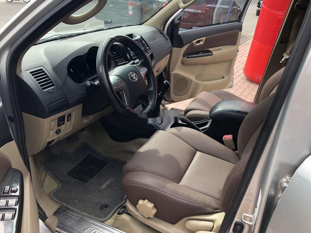 Cần bán Toyota Fortuner năm sản xuất 2016, giá chỉ 760 triệu (9)