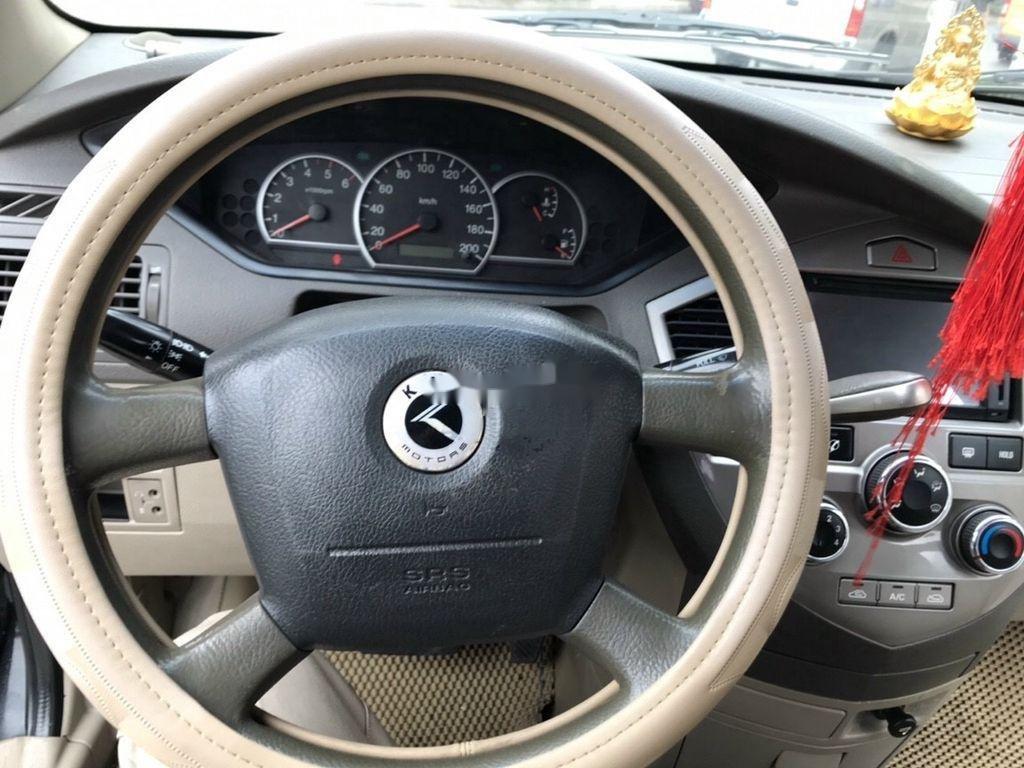 Cần bán xe Kia Carens đời 2008, màu đen, nhập khẩu  (7)