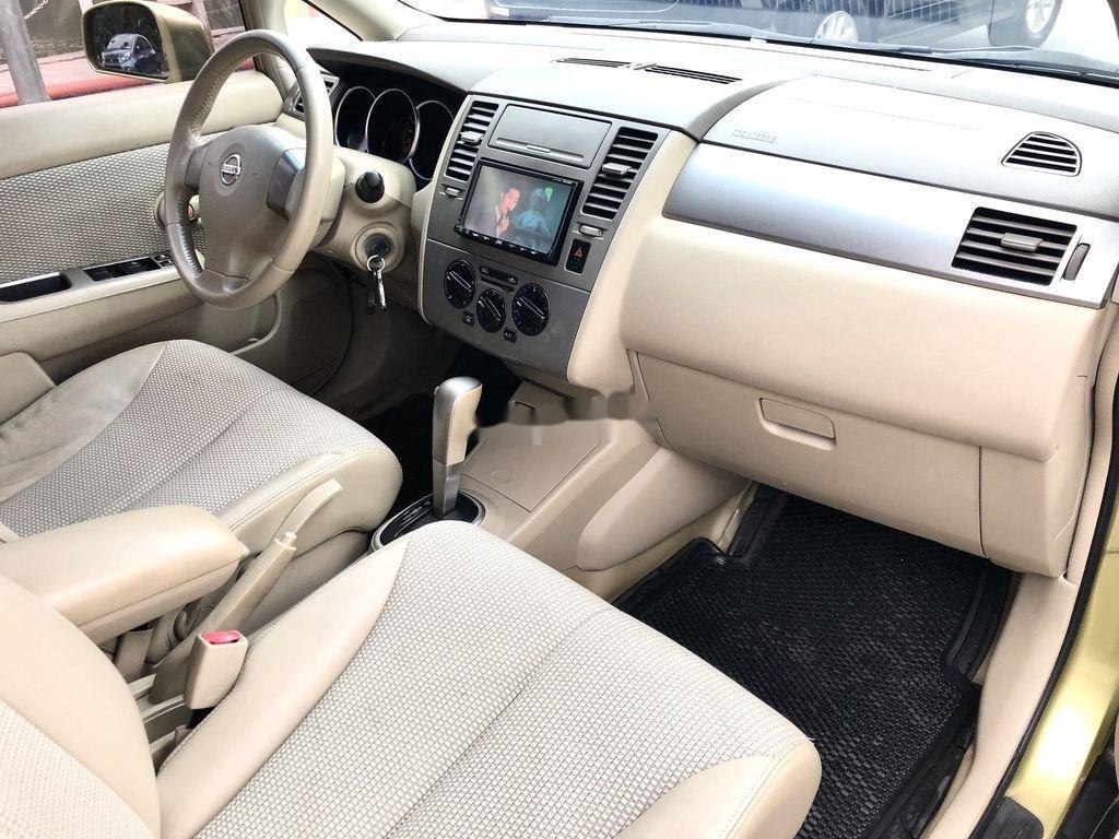 Cần bán xe Nissan Tiida đời 2007, nhập khẩu còn mới, 255 triệu (9)