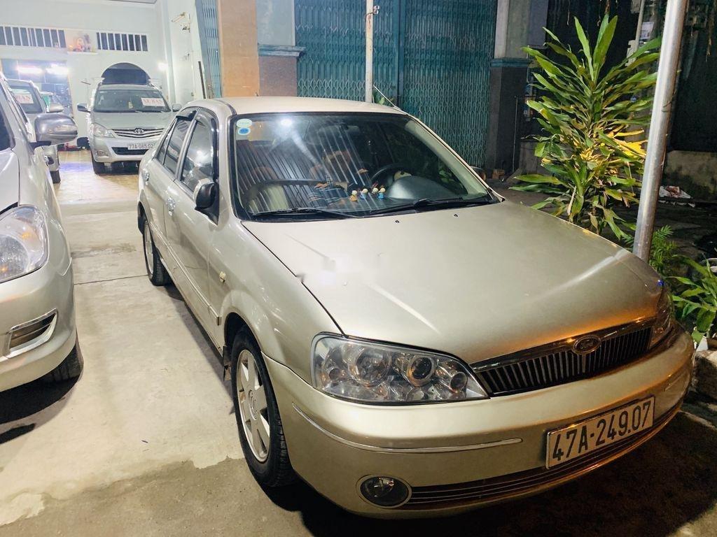 Bán Ford Laser sản xuất 2002 còn mới (8)