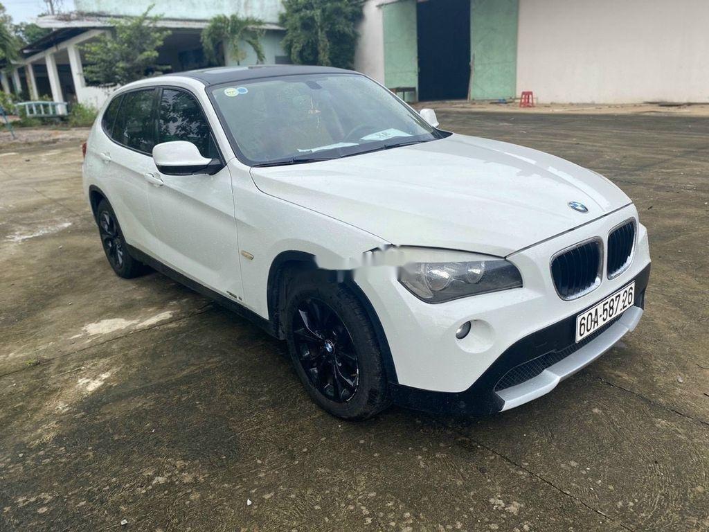 Bán BMW X1 2010, màu trắng, nhập khẩu còn mới (1)