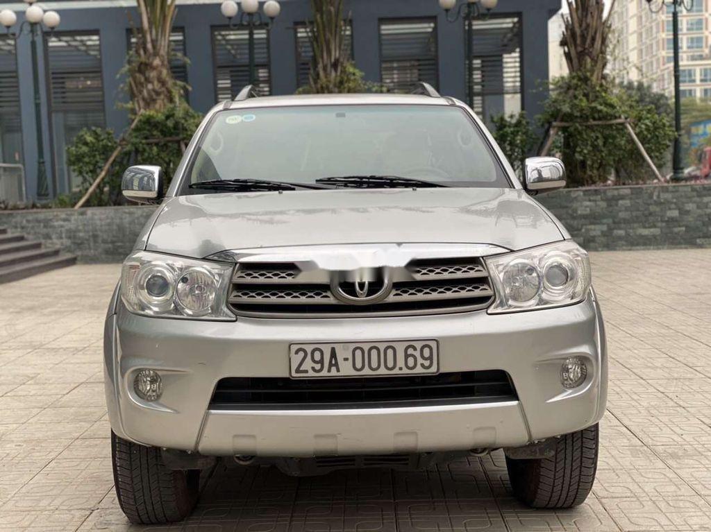 Xe Toyota Fortuner năm 2010, xe nhập, giá siêu ưu đãi (1)