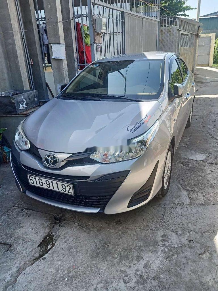 Bán xe Toyota Vios sản xuất năm 2018, nhập khẩu còn mới, giá 410tr (1)