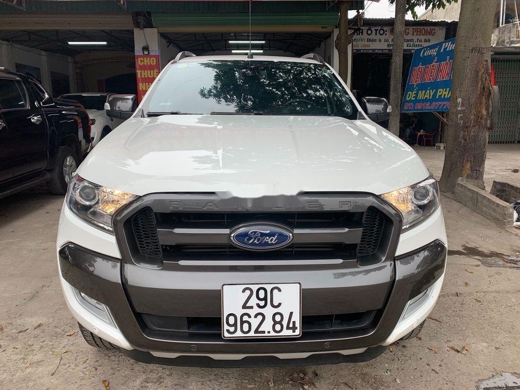 Cần bán xe Ford Ranger Wildtrak năm sản xuất 2017, nhập khẩu (1)
